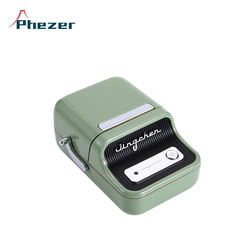 Phezer smart handheld thermal label printer for price tags for various industry