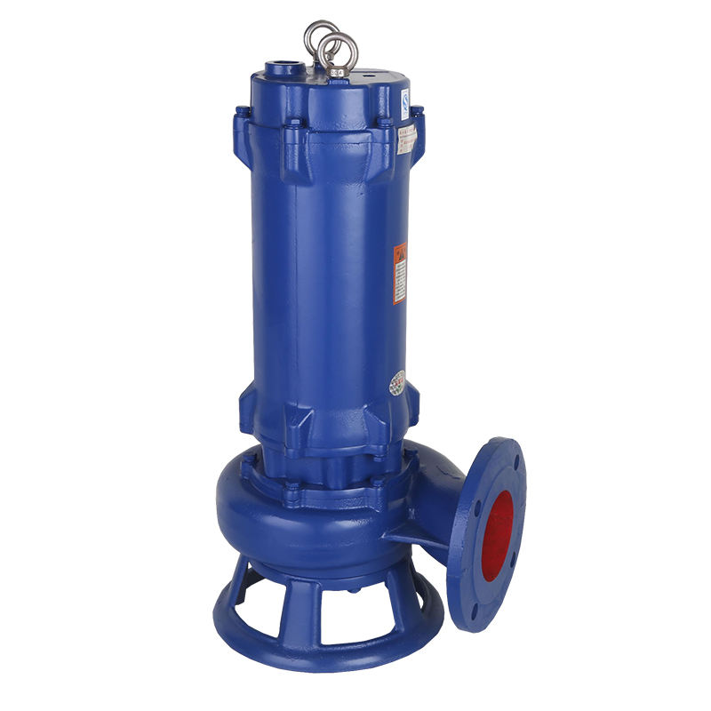 Best pump appearance smooth pond sludge submersible sewage pump