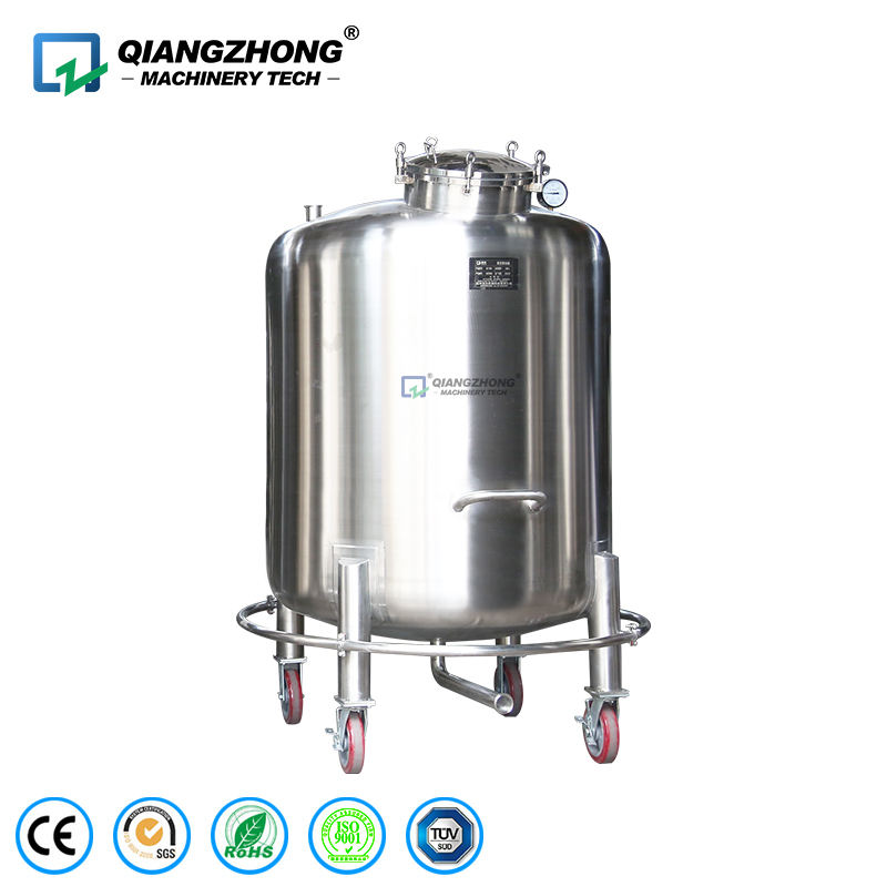 316 alcohol storage stainless steel tank for oilbe olive oil