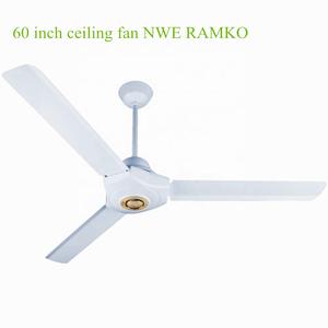 RAMCO de style 60 pouces ventilateur de plafond pour Syrienne, Dubaï, Irak