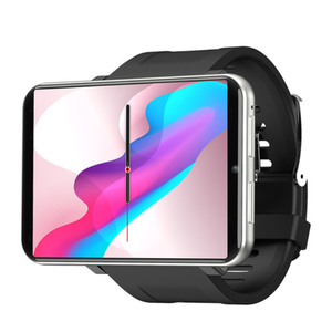 Drogontech 2020 Panas 32GB Tahan Air 2.8 Inch Layar Wifi DM100 4G LTE GPS Sport Android Smart Watch dengan Kamera Video Call