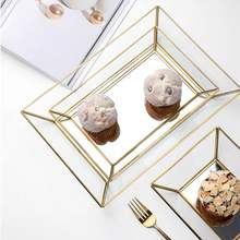 Kitchen Decorative Gold Plated Jewelry Xuping Tray Home Accessory for Dinning Room