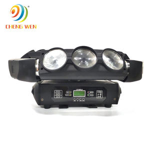 disco club led 9x10W 4-in-1 RGBW beam spider moving led stage light