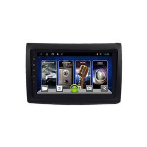 Android For Fiat STILO 2010 Multimedia Stereo Car DVD Player Navigation GPS Video Radio IPS Playstore Bluetooth