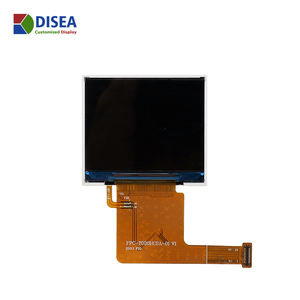 480*360 2 Lane Mipi Interface 16.7M Kleur Diepte ST7701S Lcm Driver Ic Ips Tft Lcd Module