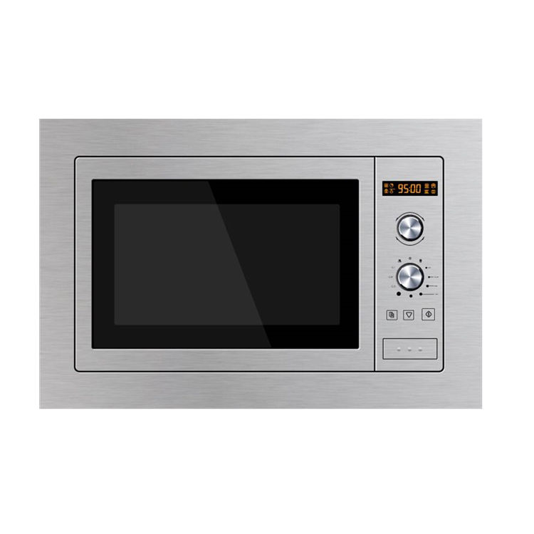 Led Display Auto Cook Menus Commercial Microwave Oven