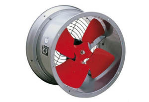 Good Service Stainless Steal Blades Fan Axial Flow Fan With Explosion-proof Motor