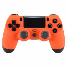 Original PS4 DS4windows bluetooth Dualshock 4 Wireless Controller For Playstation 4-Sunset Orange