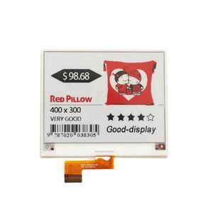 """4.2/"""" 400×300 ePaper E-Ink modulo display SPI Raspberry Pi e-paper TRE COLORI ROSSO"""