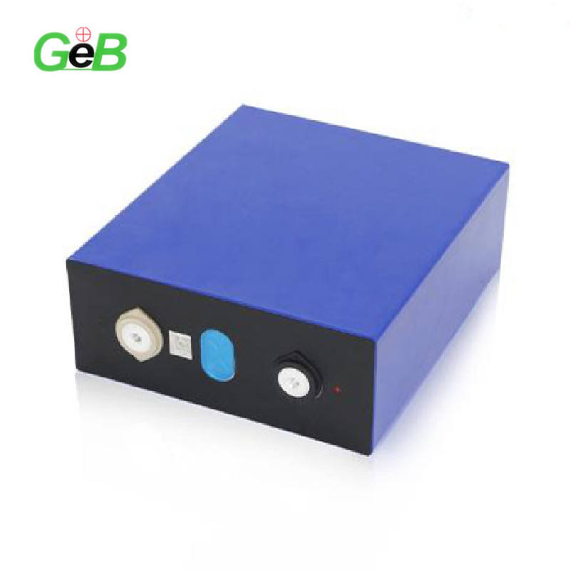 GEB Lifepo4 3.2V 280Ah Deep Cycle Power LFP280 Prismatic Battery Cell for DIY 12v 24v 36v 48v RV/Solar System/Yacht/ Golf Cart