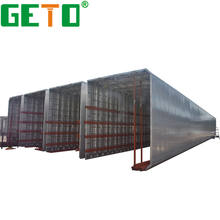 The best metal materials aluminum formwork system supplier prop concrete forming for building tunnel