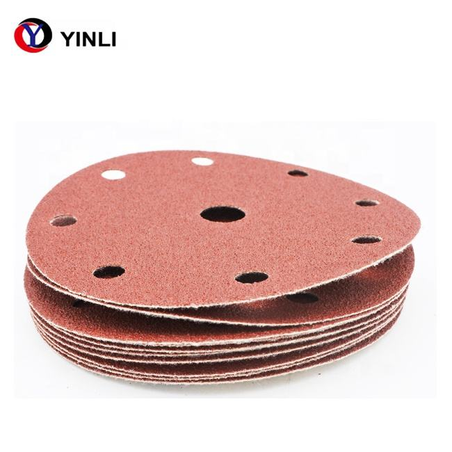 6in <span class=keywords><strong>grit</strong></span> 60 polieren sand disc für stahl edelstahl