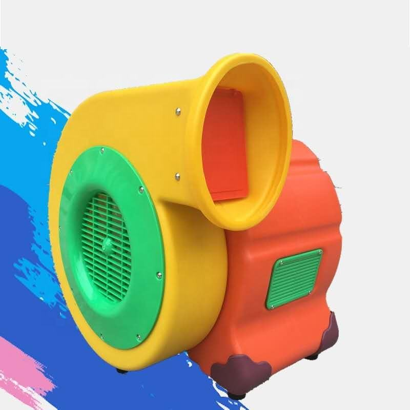 Soplado Por Aire Inflable Tobogán De Agua Ventilador B