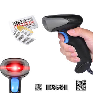 HC-1688 USB Handheld Barcode Scanner,QR Code Reader Kabel untuk Android dan Windows PC/Sistem Pos