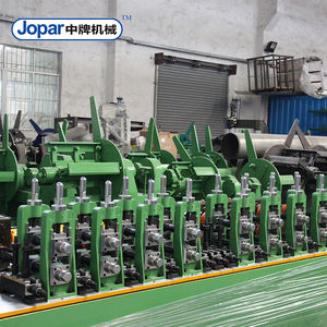 Pipe Machine Milling Pipe Making Machinery Pipe Production Line Machine To Make Tubes Stainless Steel / Tube Milling Equipment Price