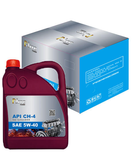 Hitc High Quality Api Cg-4 Synthetic Engine Oil 15W 40