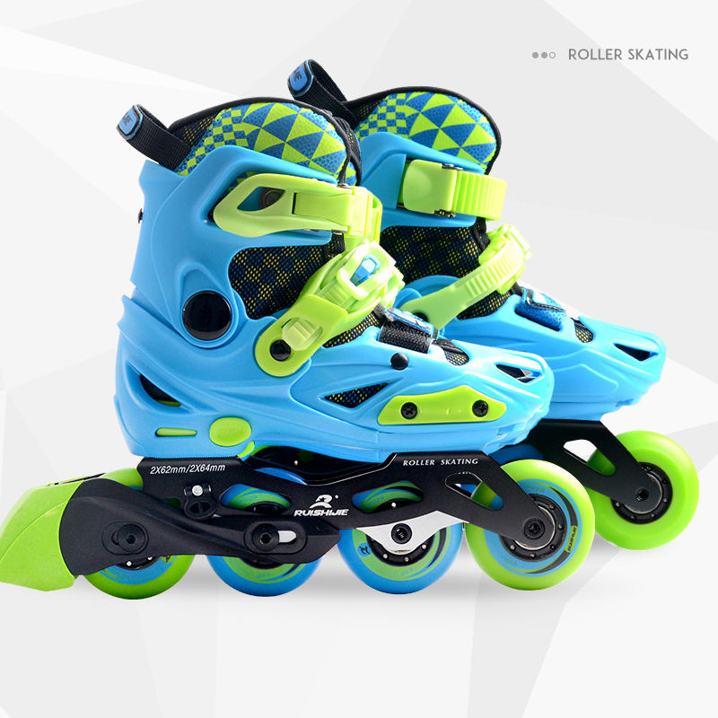 high quality 4 wheels custom shoes roller inline skate