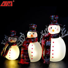 2021 new Christmas decorations snowman decorative christmas gifts