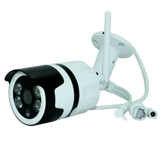 2MP 1080P With night vision voice intercom audio alarm outdoor waterproof hd wireless wifi cctv IP camera