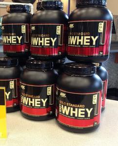 Made in USA Optimum Nutrition 100% Gold Standard Whey / gold standard whey protein