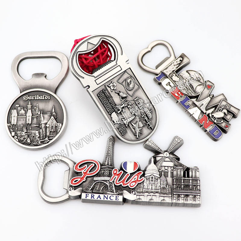 Very professional supplier of metal tourist souvenirs gift