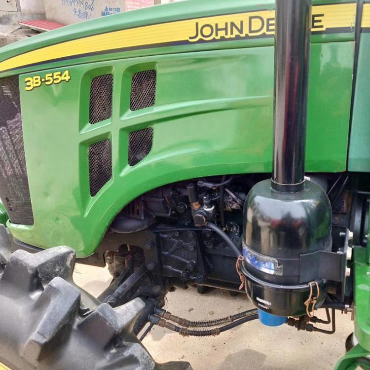 Ninety percent new second hand 55hp used tractors for sale