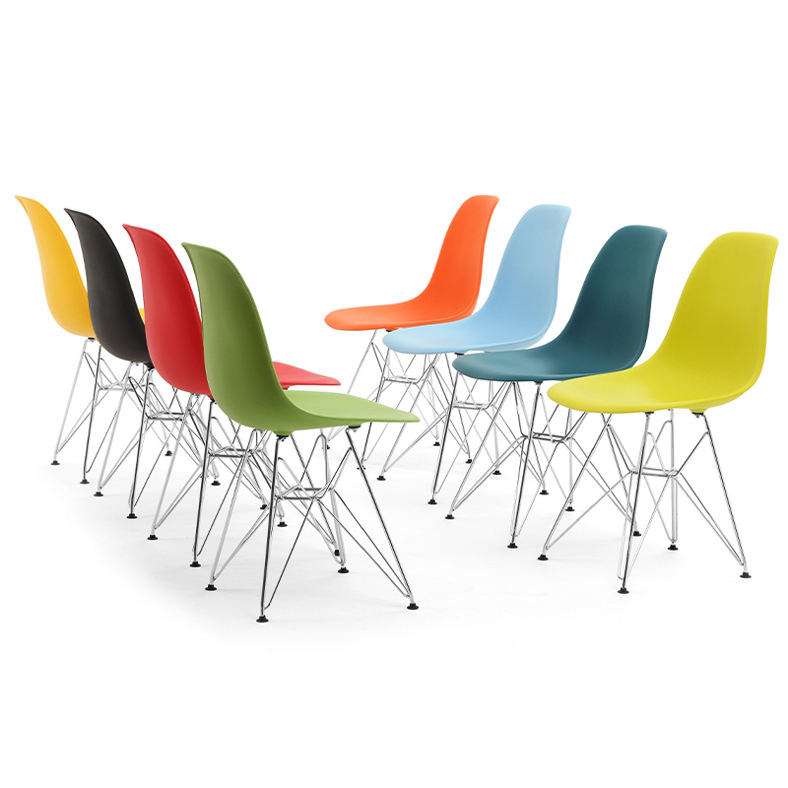 Wholesale china cheap PP cheap white plastic stacking chairs