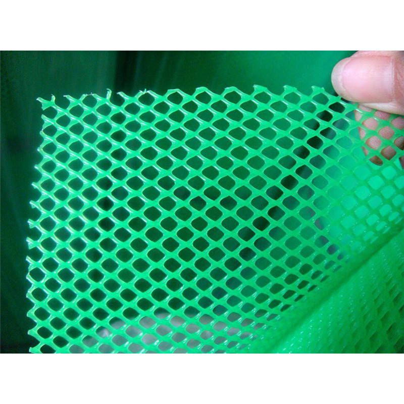 Export PP/PE Plastic Plain Netting