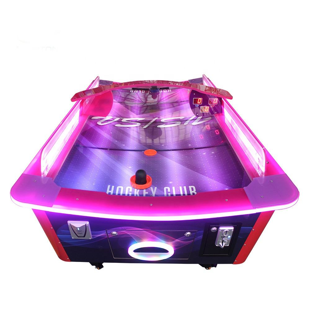 Indoor Sport Two Players Star Air Hockey Machine for Entertainment Game Superior Amusement Air Hockey For Sale