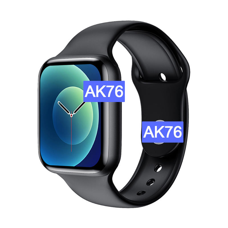 2021 Wholesale AK76 Smartwatch Android fitness traker watch smart bracelet iwo 13 Series 6 reloj inteligente Smart Watch ak 76