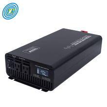 Pure sine wave 12V 24V 48V 60V 72V dc to 110V 220V 230V dc ac power inverter