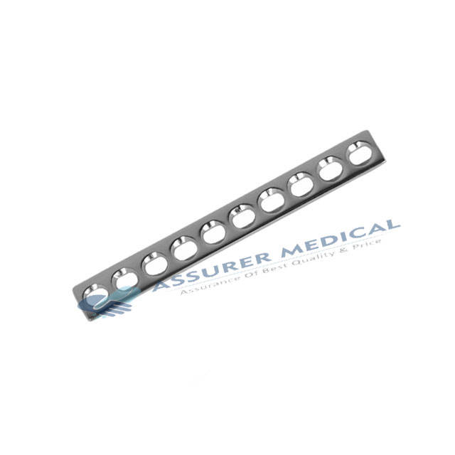 ISO Certified Indian Manufacturer Orthopedic Implants Bone Plate 2.0mm DCP Plate (Dynamic Compression)