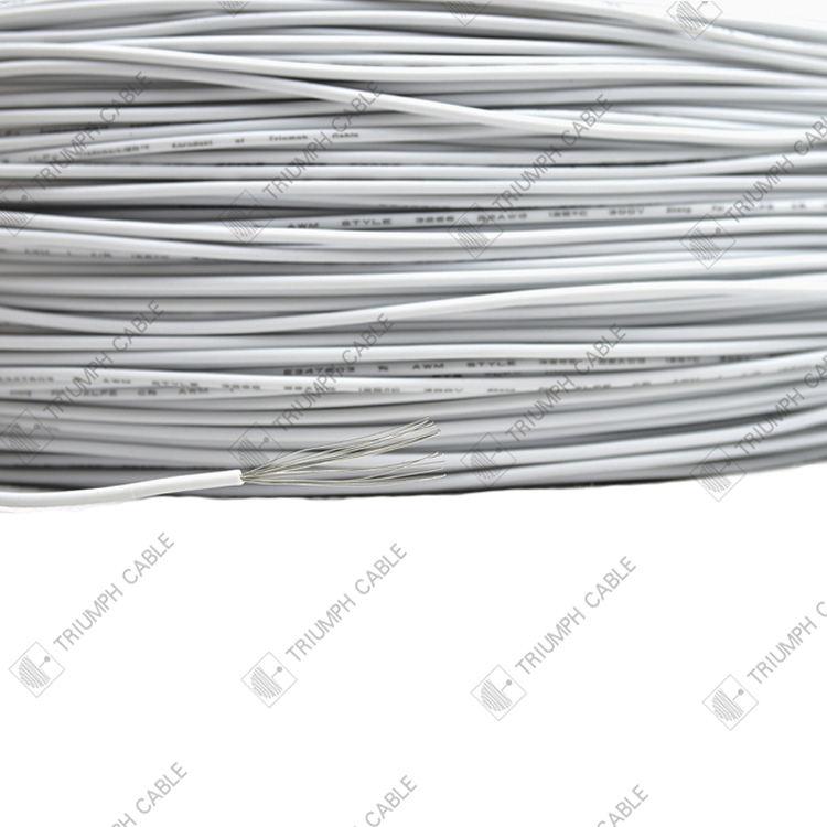 Offre Spéciale UL3385 XLPE ignifuge isolé fil électrique 20AWG
