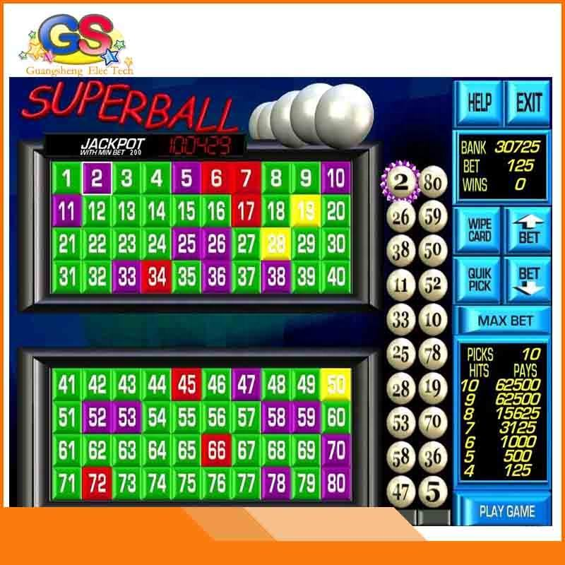 new Profitable Slot Online Game Server Based Mobile App Superball Sports Betting Game Casino Online Poker Software