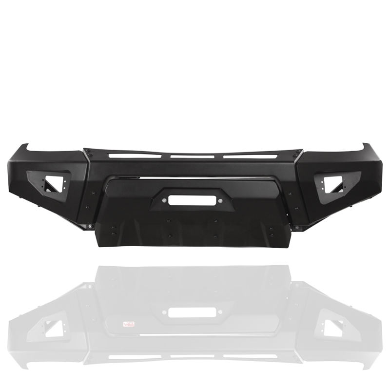 U-Drive Auto Black Bull Bar Grille Guard For 2010-2016 Dodge Ram 2500 3500 Do Not Fit 1500