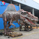 Mechanical Realistic Animatronic Dinosaur Model For Dinosaur Theme Park