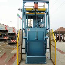 Hot sales industry cleaning machine automatic shot blasting equipment before painting