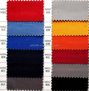 "t/c80/20 21+21*10 72*40 255gsm 58""/59"" brushed polyester cotton canvas fabric for workwear jacket garment shoes gloves caps etc"