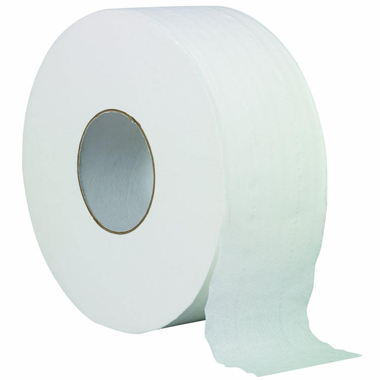 Business jumbo toilet paper irgin wood pulp jumbo roll tissue 3 ply toilet paper tissue,700g