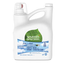 Seventh Generation Free & Clear Natural Laundry Detergent 150oz