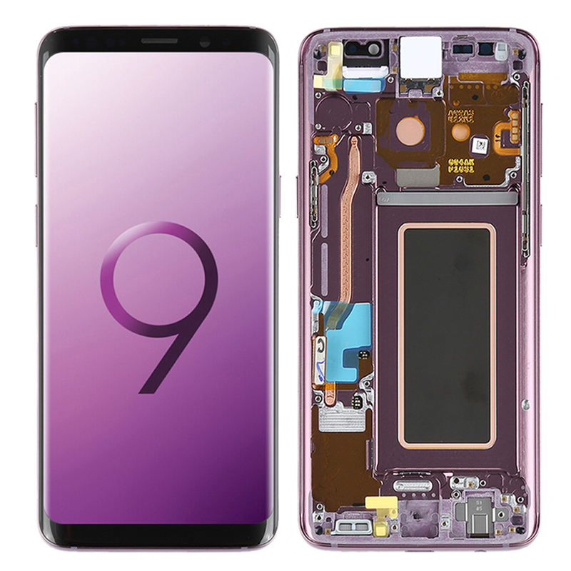 Original for samsung s9 lcd for samsung galaxy s9 lcd screen for samsung s9 plus lcd touch screen