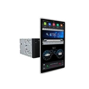KD-12501 12.8 pollici Android 9.0 del sistema 2din universal car audio radio lettore PX6 100 angolo IPS screen car multimedia