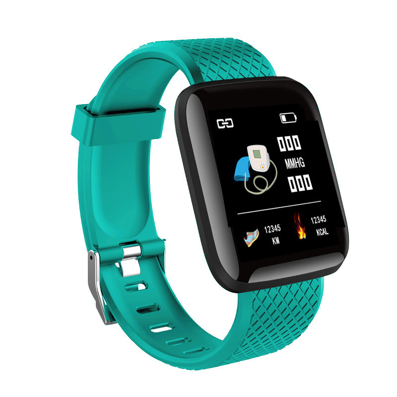 2020 Brand New Smart Watches 116 Plus Wireless Answer Call Waterproof IP67 BT4.0 Fitness Sport Bracelet 116 Smart Watch for Kids