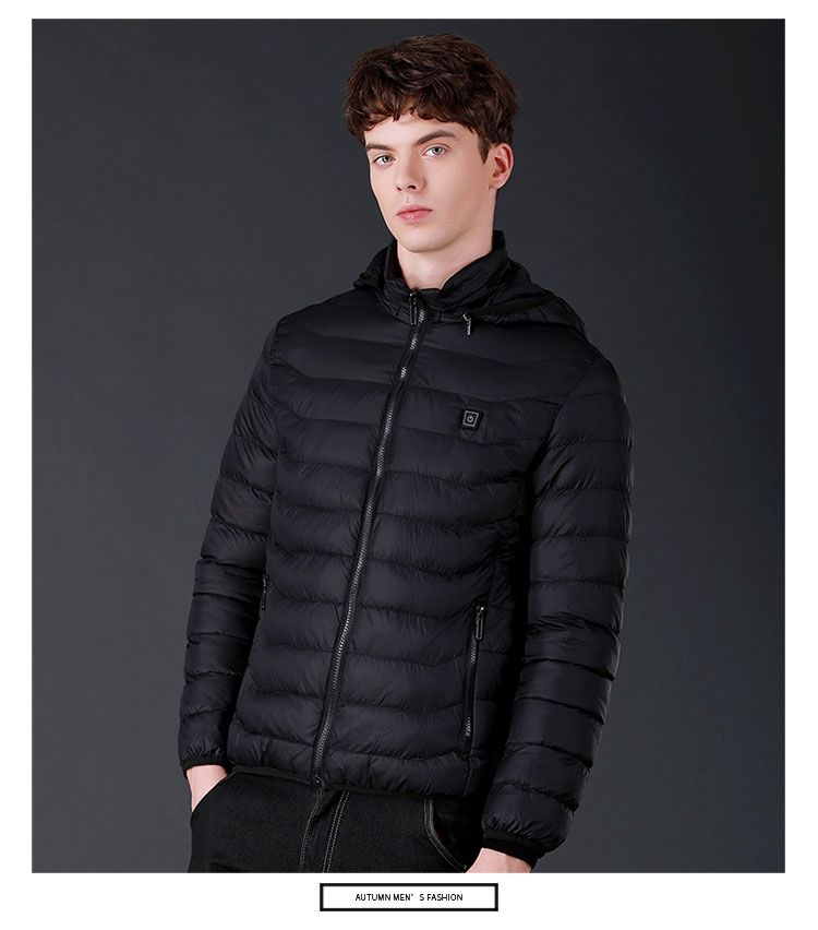 Hot selling machine grade mens running jacket men leather down price