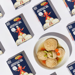 Matzo Ball natural Soup Kit