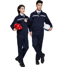 Work Clothes Factory workwear product type flame resistant Worker Uniform labor uniforms protect clothing Men Overalls