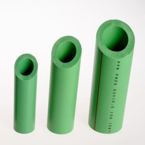 China Factory Supplier Plastic Water Pipe Yellow PPR Plumbing Materials Polypropylene Germany PPR Pipe Water Supply PPR