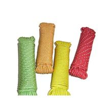 1.5mm to 36mm PP Braided Rope Polypropylene Double Braided Rope