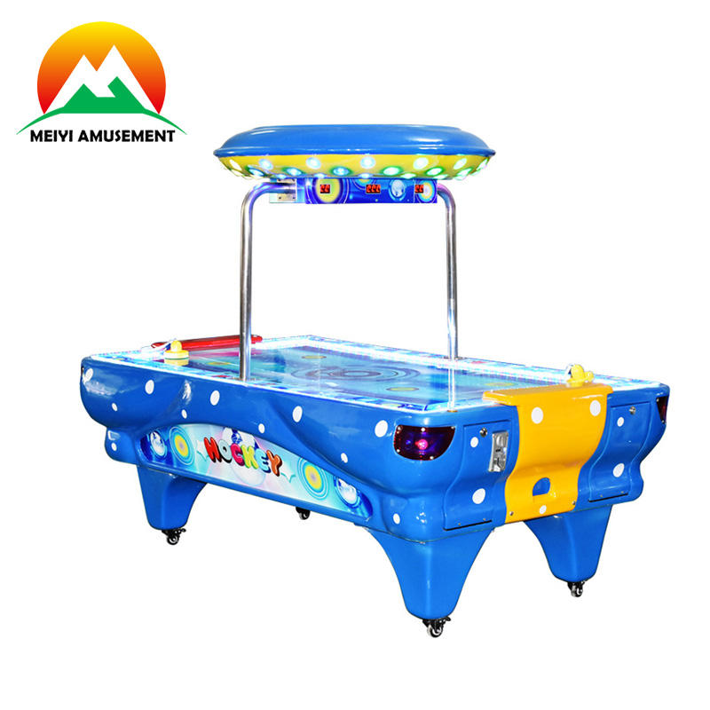 Muntautomaat Air Hockey Tafel voor 2 spelers Arcade Amusement Universum Hockey Game Machine te koop