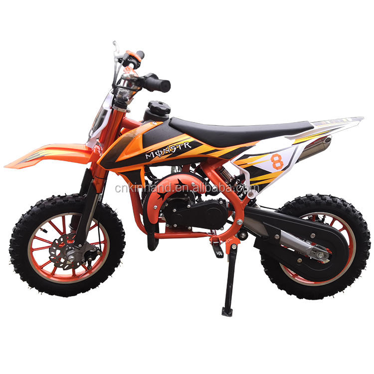 Hot Sales 49cc 2 Stroke Racing Cross Pit Bike